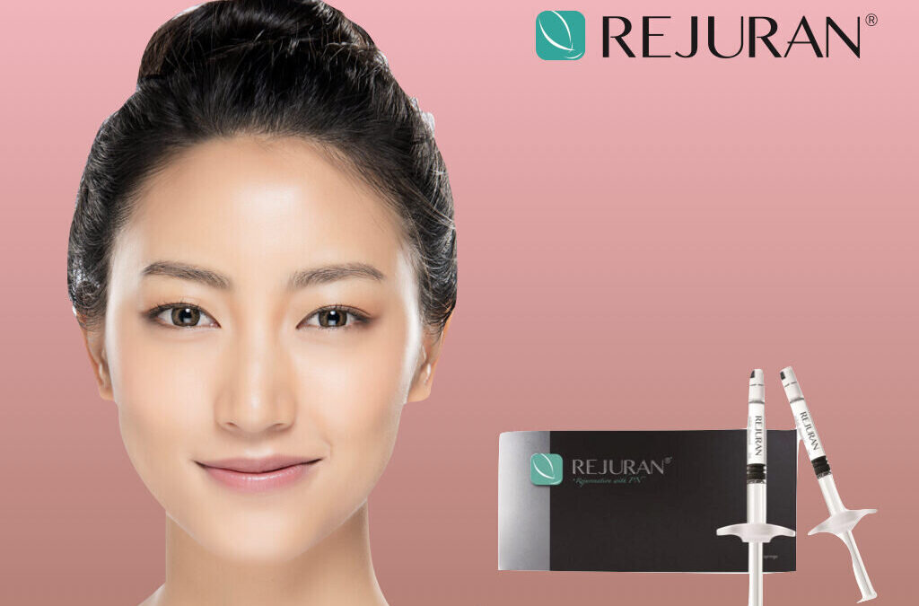 Introducing Rejuran and How They Put the Glow in Your Skin!