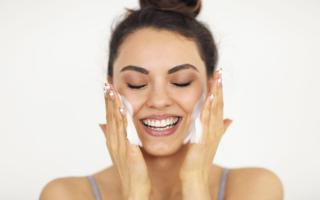 4 Steps to Clear and Spotless Skin