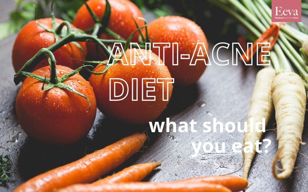 The Anti Acne Diet: What To Eat For Clearer Skin
