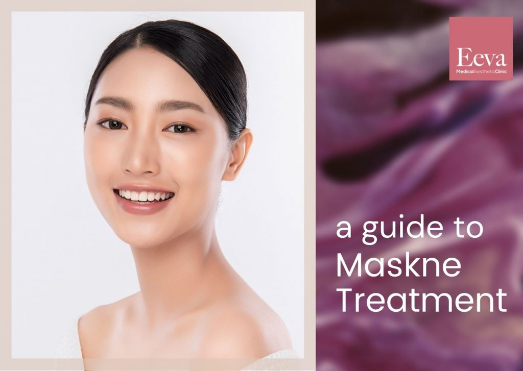 a guide to maskne treatment