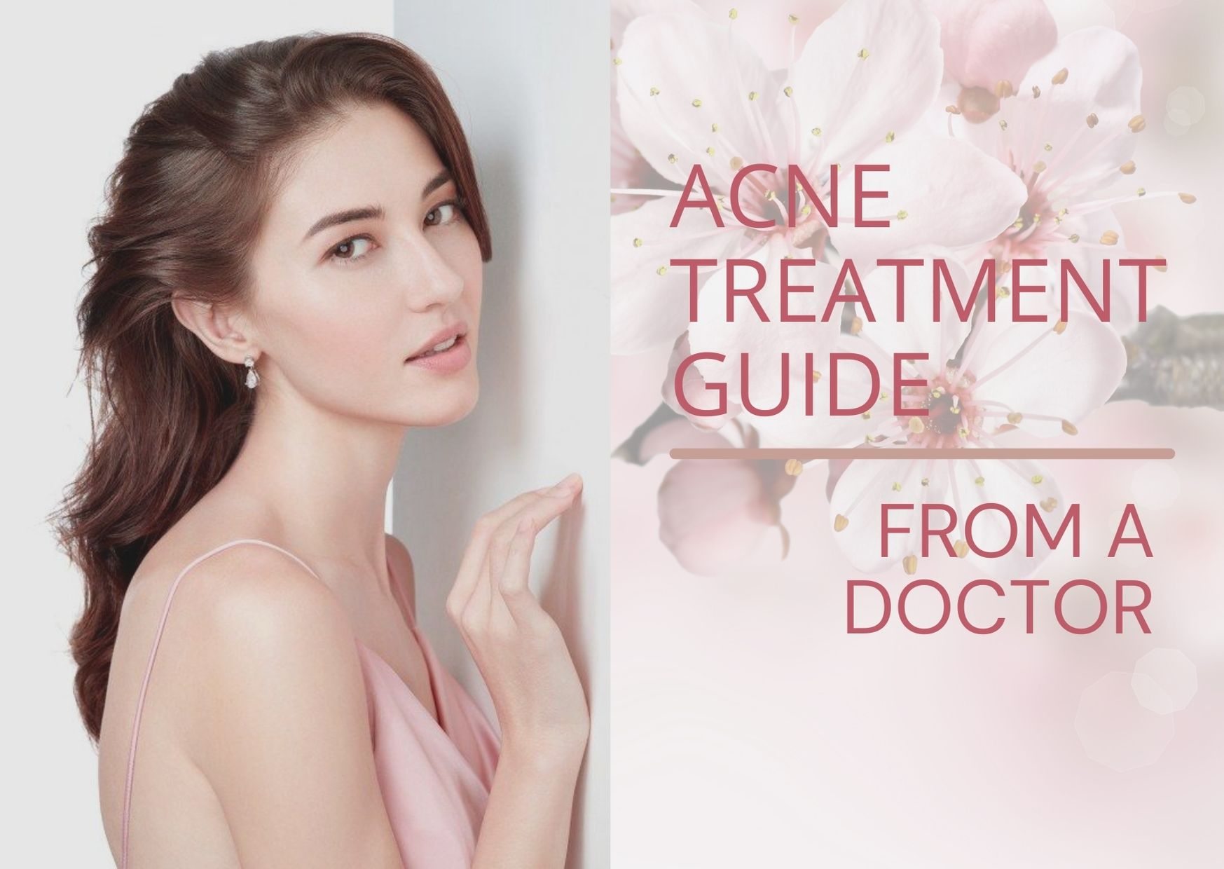 acne treatment guide from a doctor