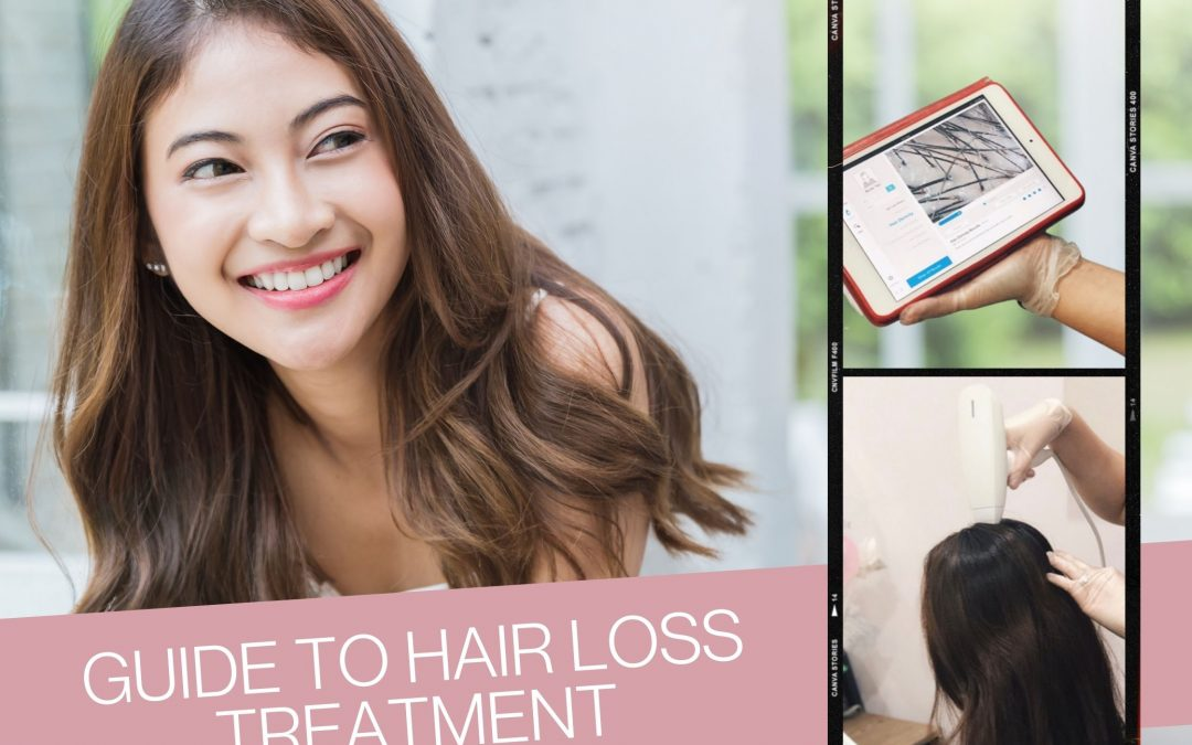 A guide to hair loss treatment in Singapore