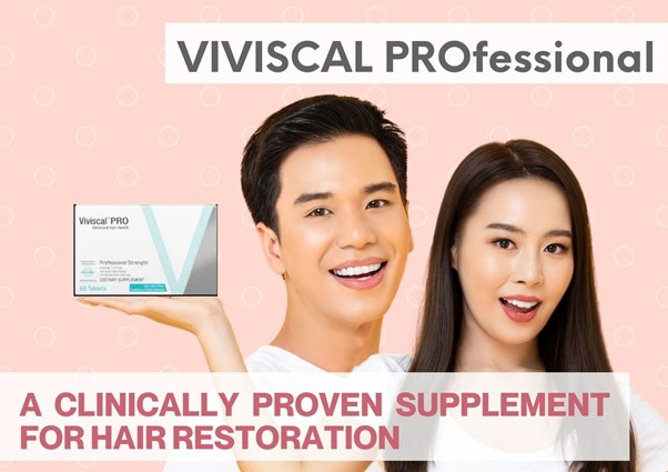 A Doctor's Guide to Viviscal Pro Singapore: Oral Supplement for Hair Loss