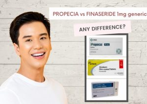 Difference between propecia and finasteride