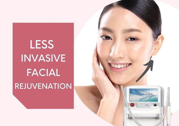 A Less Invasive Facial Rejuvenation