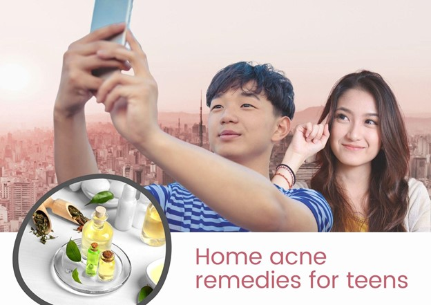 A Few Simple Home Acne Remedies for Teens